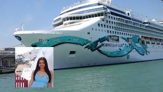Norwegian Jade Cruise-  (Mediterranean) Greek Isles Review And Ship Tour!