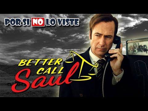 Por si no lo viste: Better Call Saul (Temporadas 1, 2 y 3)