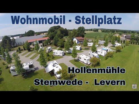Stellplatz Hollenmühle / Stemwede-Levern