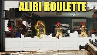 1v1 ALIBI ROULETTE! - Rainbow Six Siege (Open Lobby)