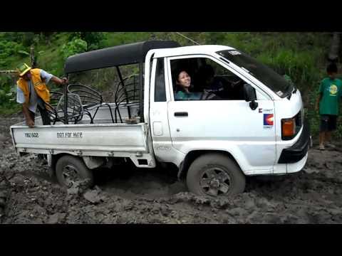 Toyota Townace 4x4