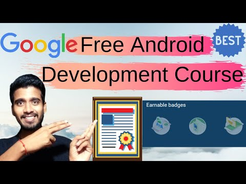 Free Android Development Course By Google | Google Offers a Free Android/Kotlin Developer Class