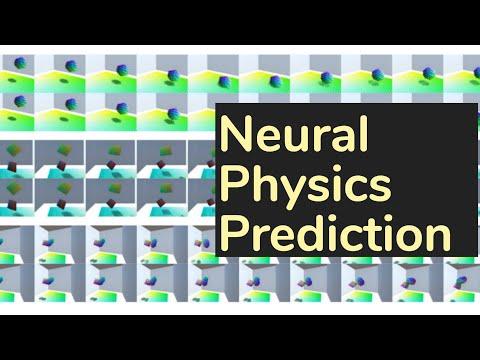 Flexible Neural Representation for Physics Prediction