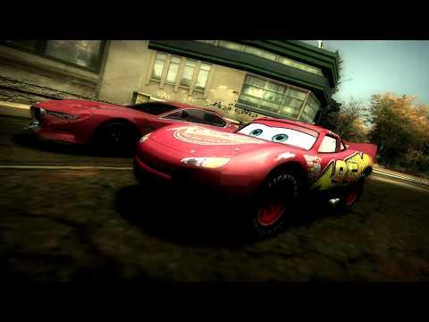 Mcqueen Vs Ford Gt  Porsche Carerra Gt Nfs Mostwanted Remasterdp