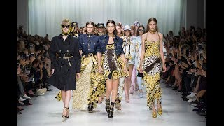 #3-THE VERSACE TRIBUTE COLLECTION - Spring Summer 201...
