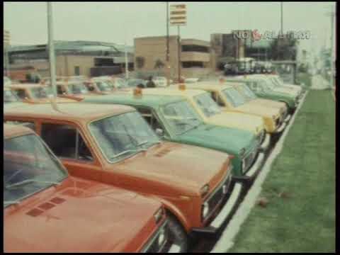 Успех советского автомобиля «Лада» (ВАЗ-2121 «Нива») в Колумбии 22.07.1980