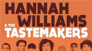 01 Hannah Williams & The Tastemakers - Work It Out [Record Kicks]