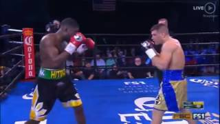Sergiy Derevyanchenko vs Kemahl Russell