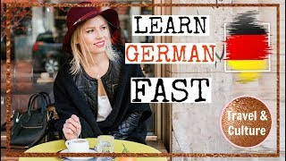 How I Learned Fluent German in 2 MONTHS | Kia Lindroos