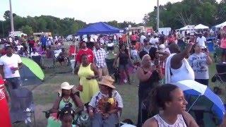 Chubb Rock At The 2nd Annual Carolina Sunsplash Festival.