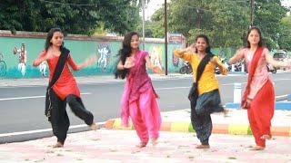 Nachi nachi gae (cover song)। Isudas Mallick creation।odia Christian dance video