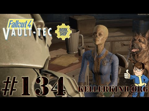 Fallout 4 - Vault-Tec Workshop #134 - Unser kleiner Vault ★ Let's Play Fallout 4 [HD|60FPS]