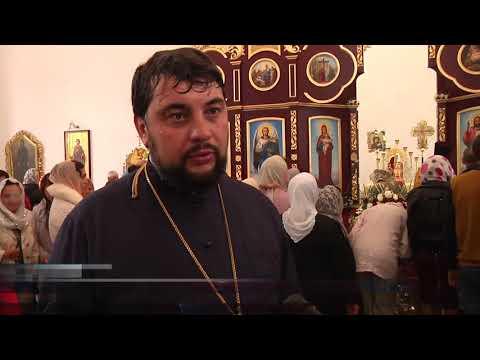 Ключевская церковь шадринск