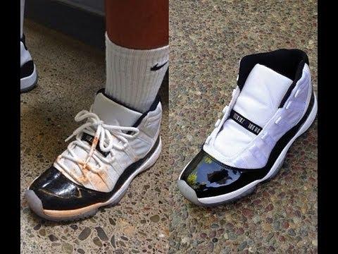 Tutorial: πως να πλύνω εύκολα τα λερομένα παπούτσια