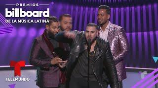 Aventura Se Reúne En Los Premios Billboard 2019  Premios Billboard 2019