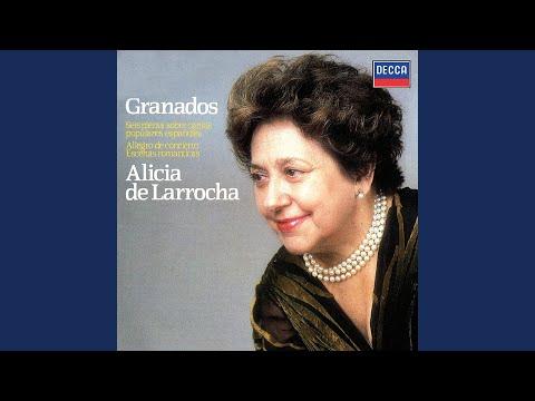 Granados: Allegro de Concierto