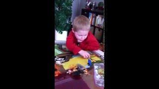 Help Ethan Girard overcome Autism