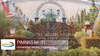 preview picture of video 'Opening ceremony PIMNAS ke 31 UNY Yogyakarta'