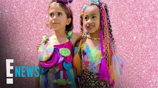 Inside North West & Penelope Disicks Candy Land-Themed B-Day Bash | E! News
