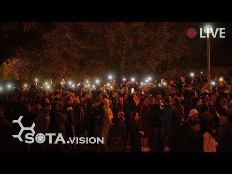 Екатеринбург: седмица противостояния за сквер!