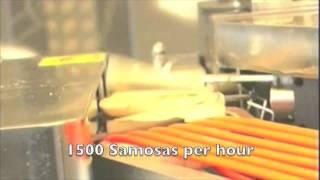 Samosa Folding Machine