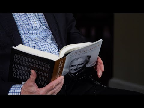 William Taubman on Gorbachev: His Life and Times
