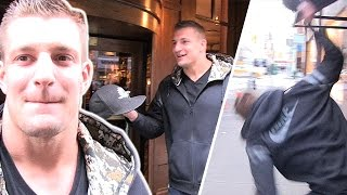 Will Rob Gronkowski Ever Do 'Dancing With The Stars'? | TMZ
