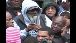 Dick Gregory Speaks: Trayvon Martin NO Justice NO Peace, ©GIFTOFSTRENGTH.com® Productions