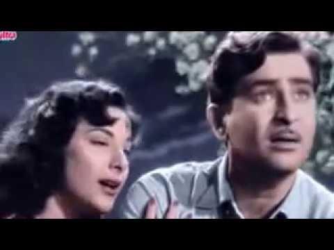 Aaja Sanam Madhur Chandani ENGLISH SUBTITLES- sub español-Raj Kapoor, Nargis,