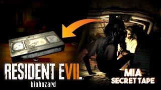 MIA'S SECRET VIDEO / MARGUERITE'S PURSUIT RESIDENT EVIL 7 | Resident Evil 7 Biohazard Part 4