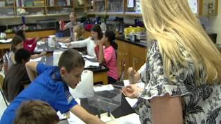 Next Generation Science Standards At Rehoboth Elementary