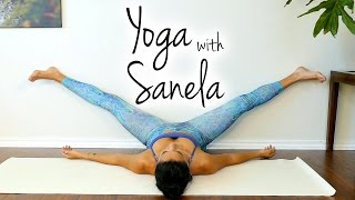 Yoga For Flexibility Stretches 20 Minute Workout For Beginners To Feel Good by PsycheTruth