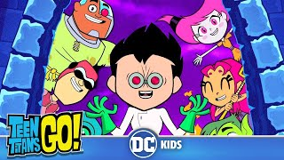 Teen Titans Go!   Scary Figure Dance!   DC Kids