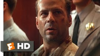 Die Hard: With a Vengeance (1995) - Suspicious Cops Scene (3/5) | Movieclips