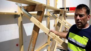 Zont™ Insulated Concrete Form (ICF) Bracing: Contractor Testimonial