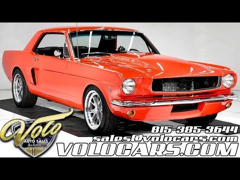 1966 Ford Mustang (CC-1422655) for sale in Volo, Illinois