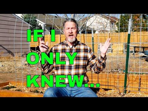 5 Things I Wish I Knew Before I Started Gardening