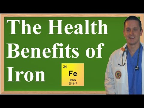 Video The Health Benefits of Iron