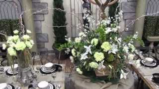 Burlap Wedding Tables - Trees N Trends - Unique Home Decor
