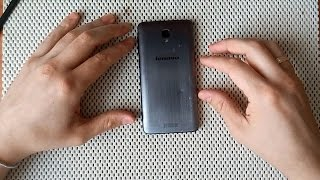 Lenovo S660 замена LCD модуля