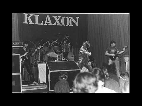 Klaxon Rock - KLAXON rock - Kotevní lano (S.Kyselák, J. Mrázek/J. Peroutka)