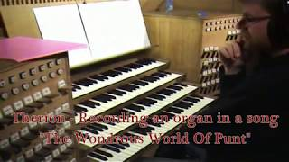 Therion - The Wondrous World Of Punt (the recording of the organ & mandolin)