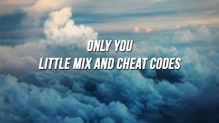 Little Mix, Cheat Codes \ Only You | TRADUÇÃO\LEGENDADO