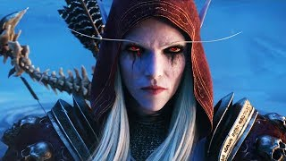 World of Warcraft All Cinematic Trailers  (Includes New Shadowlands Trailer 2019) 1080p HD