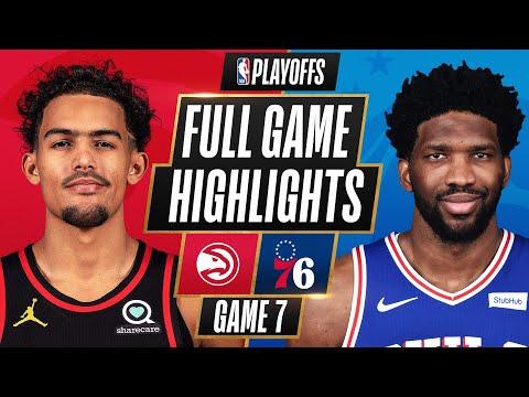 Philadelphia 76ers vs Atlanta Hawks</a> 2021-06-21