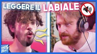 Indovina la FRASE dal LABIALE!