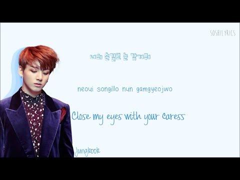BTS (방탄소년단) Blood Sweat and Tears Lyrics (피 땀 눈물) Han|Rom|Eng Color Coded