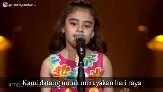Ghina - (Atouna El Toufouli) Lagu Penderitaan Anak Suriah Palestina