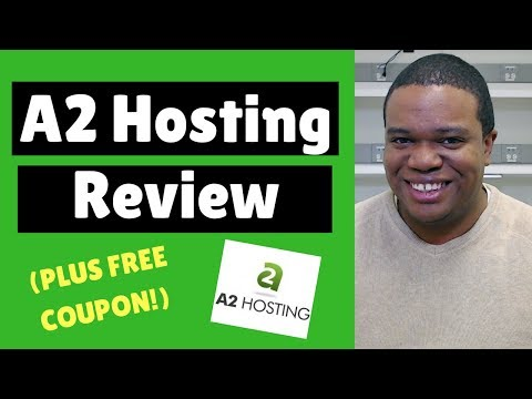 A2 Hosting Review (2018) + FREE Coupon!