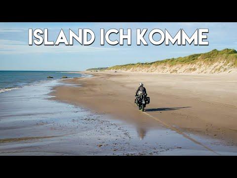 Island mit dem Motorrad Teil 1 (Hirtshals, Tornby, Norröna, Smyril Line, Färöer, Seyðisfjörður)